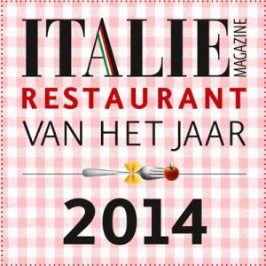 restaurant van het jaar 2014 italiaans