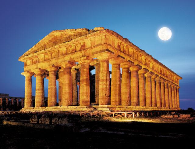 Cultureel hoogtepunt in Zuid Italië; Paestum