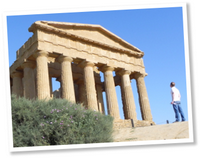 Tempels in Agrigento