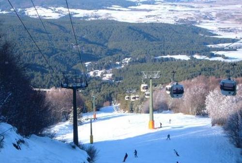 skien-in-Camigliatello-silano-calabrie