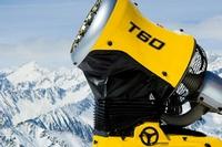 Sneeuwkanon van TechnoAlpin, Italiaans design
