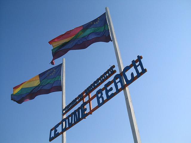 Italiaans gay-mekka; Torre del Lago