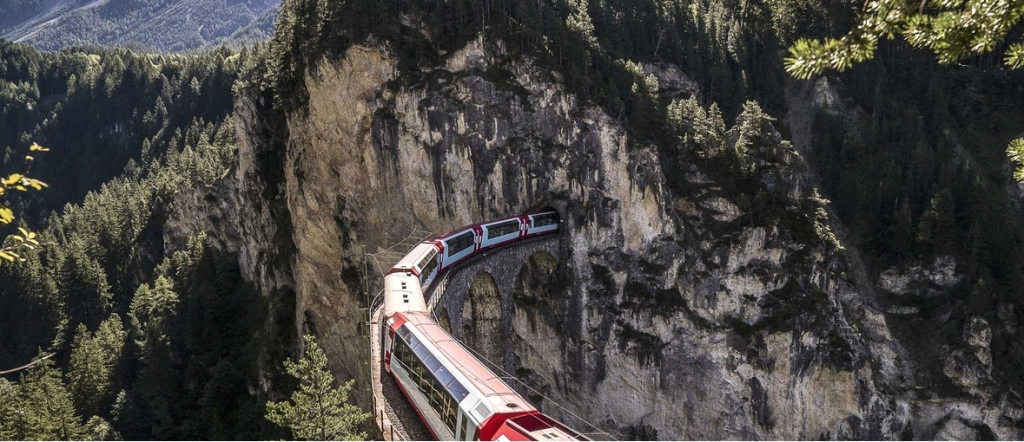 treinen italie unesco