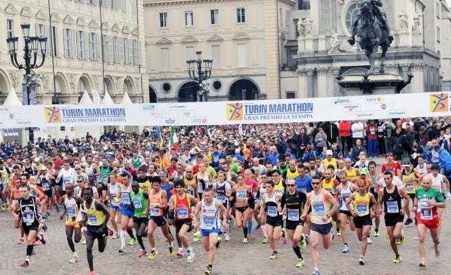 Marathon van Turijn